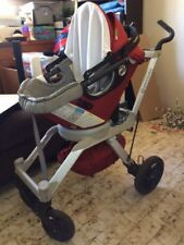 Orbit Baby G2 Travel Stroller & Car Seat Ruby Red