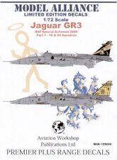 Model Alliance 1/72 Sepecat Jaguar GR.3 Special Schemes Part 1 # 729016