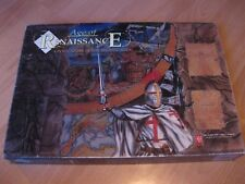 age of renaissance / civilization in the middle ages / jeu stratégie / wargame