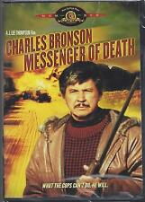 MESSENGER OF DEATH Charles BRONSON NEW MGM DVD