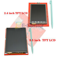2.4 3.5 inch TFT LCD Dispaly Touch Screen Shield Mega2560 Board UNO R3 Arduino