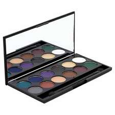Sleek Makeup Ultra Mattes Palette Dark Highly Pigmented Creamy Contouring Blend