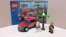 LEGO CITY 60001 Fire Auto