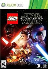 LEGO Star Wars Force Awakens (Microsoft XBOX 360) - NEW - FREE SHIPPING