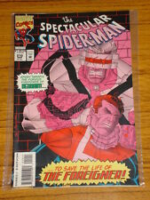 SPIDERMAN SPECTACULAR #210 VOL1 MARVEL PUNISHER APPS MARCH 1994