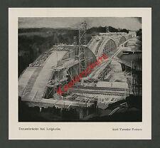 Carl Theodor flexing Empire motorway Rab building bridges leipheim Light Railway 1936