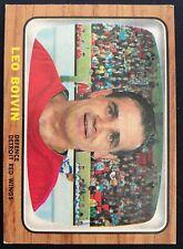 1966-67 Topps Hockey Leo Boivan # 50 EXMT+