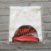 Rare Spitfire Jim Thiebaud Birthday Tshirt F&F Limited Public Enemy