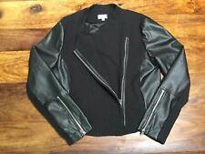 Witchery Ladies Biker Jacket Size 16 New