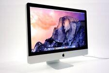 " Apple iMac 27""  Quad Core i7 3,4 GHz 8 GB RAM 1 TB HD AMD 6970M 2 GB VRAM"