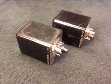 2x Hammond 60881 MC Phono Studio transformateur F EMT Ortofon dl103