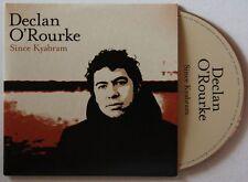 Declan O'Rourke Since Kyabram Adv Cardcover CD 2006