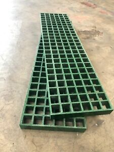 Off Road 4x4 Bridging Ladders Tracmat Waffle Boards 1220 x 310 x 50mm thick