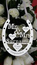 WEDDING DAY GIFT BRIDE AND GROOM HAND MADE PERSONAL KEEP SAKE