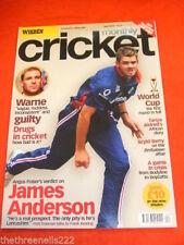 April Wisden Cricket Sports Magazines in English