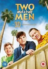 Two And A Half Men - Series 10 - Complete (DVD, 2013, 3-Disc Set, Box-Set) new