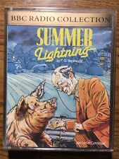 Summer Lightning P.G. Wodehouse Audiobook Cassette Tapes BBC Radio Collection