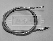Handbrake Cable BKB1894 Borg & Beck Hand Brake Parking 7M0609701A 7M0609701B New
