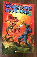 WARRIORS OF MARS Volume 1 TPB -- Dynamite