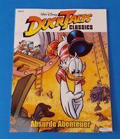 WALT DISNEY Duck Tales Classics Band 2 Absurde Abenteuer ungelesen 1A abs.TOP