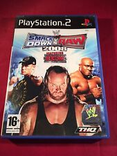 WWE SmackDown vs. Raw 2008 (Sony PlayStation 2, 2007)
