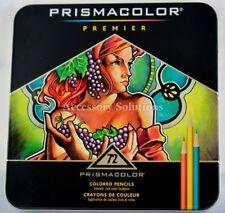 Prismacolor Premier Soft Core 72 Colored Pencils Superior Quality 3599T New