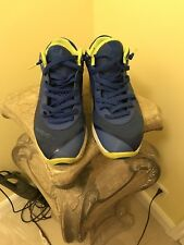 """Nike Zoom Lebron 8 V/2 Low """"Sprite"""" Colorway Mens Size 11.5"""