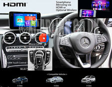 Mercedes GPS SatNav Multimedia Touch Screen Interface C/CLA/CLS/E/CLA Class NTG