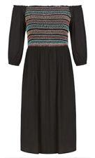 City Chic Women's Knee Length Short Sleeve Dresses for Women