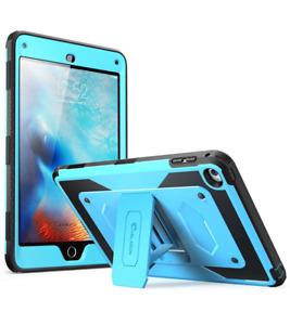 For iPad Mini 4 i-Blason Full-Body Protective Kickstand Case Cover with Screen