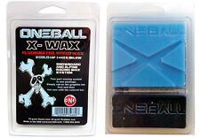 One Ball Jay Fluoro Graphite Ice Blue Speed Snowboard Ski X-Wax 114g Hot Waxing