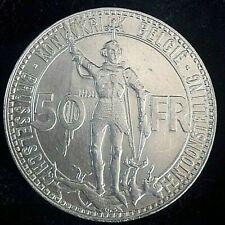 50 Frank 1935 Vlaams LEOPOLD III Belgïe Belgique Belgium. SUP !!! Zeldzaam