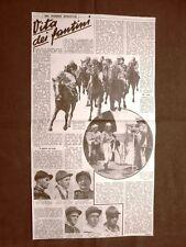 L'Equitazione nel 1938 Fantini Caprioli Gubellini Pacifici Camici Menichetti