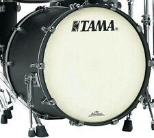 """TAMA Starclassic Bubinga Bass Drum 18"""" x 16"""" Flat Black BGB1816ZU-FBK"""
