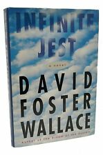First Edition of Infinite Jest David Foster Wallace 1st Printing Rare Book