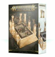 Dominion of Sigmar Shattered Temple Warhammer Age NIB
