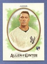 AARON JUDGE 2017 Topps Allen And Ginter Rookie #172 Yankees