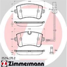 ZIMMERMANN Brake Pad Set, disc brake 25214.175.2