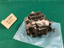 Carter WCFB 4bbl dual quad spray bar carb 1122 airhorn,Buick nailhead?1956 57 58