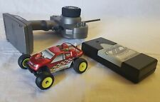 Team Losi Micro T Stadium Truck Red 1:36 RC LOSB0230T1 RTR Complete Used