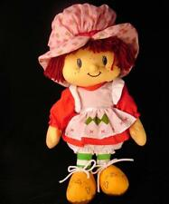 Vintage Strawberry Shortcake Doll - 19 Inches Tall ~ Cloth Doll very cute