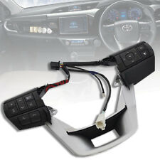 FOR TOYOTA HILUX REVO 2015-2018 SWITCH MODE CONTROL STEERING WHEEL DISPLAY AUDIO