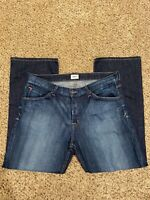Hudson Jeans Relaxed Bootcut Blue Mens Size 36x29 Vintage EUC!