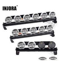 LED Light Bar Roof Lamp for 1/10 RC Crawler Axial SCX10 & SCX10 II D90 CC01 TRX4