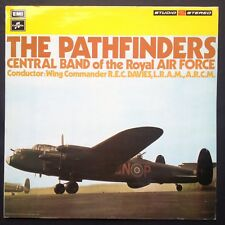 THE PATHFINDERS LP 72 Central Band Of The RAF Forsyte Saga Patton March Oliver!