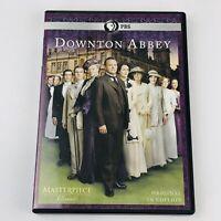Downton Abbey Complete Season 1 DVD Original UK Version 2 Disc Set Masterpiece