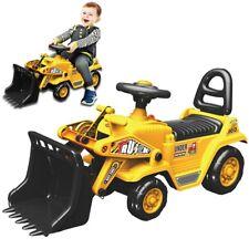 Sitzbagger Kinderbagger Rutscher Bagger Rutschauto Sandbagger Sandkasten Sand