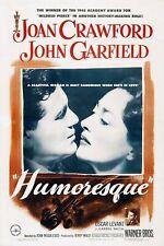 Humoresque (1946)  Joan Crawford, John Garfield, Oscar Levant