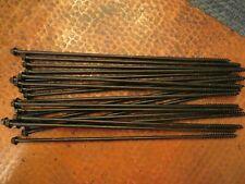 20 X Olylog 12 Log Home Screws Black Hex Head Coated Steel Timber Landscaping