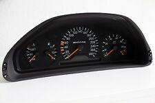Original Mercedes AMG combi instrumento e55 w210 s210 velocímetro cluster 280 multaránpor nuevo